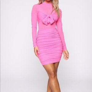 Pink Cute Dress Perfect for Night Out!!!Never Worn
